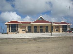 ポナペ州政府新庁舎